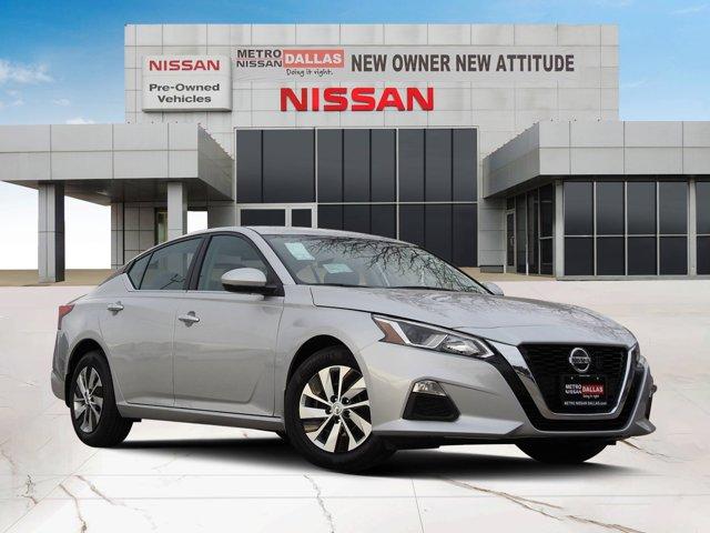 2020 Nissan Altima 2.5 S 2.5 S Sedan Regular Unleaded I-4 2.5 L/152 [9]