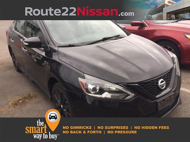 2018 Nissan Sentra SR SR CVT Regular Unleaded I-4 1.8 L/110 [3]
