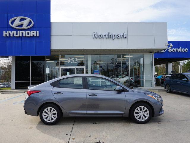 New 2020 Hyundai Accent in Covington, LA