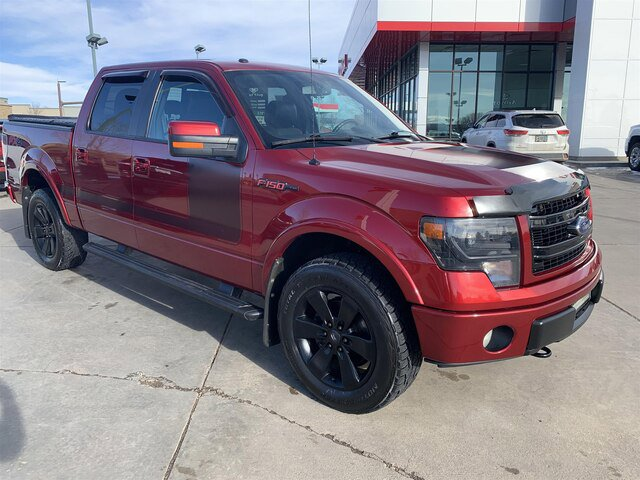 Used 2013 Ford F-150 in Greeley, CO