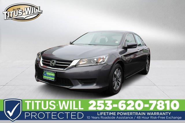 2013 Honda Accord Sedan Lx 1hgcr2f3xda234275 Titus Will Ford