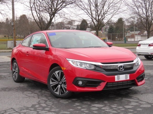 New 2017 Honda Civic Coupe in Emmaus, PA