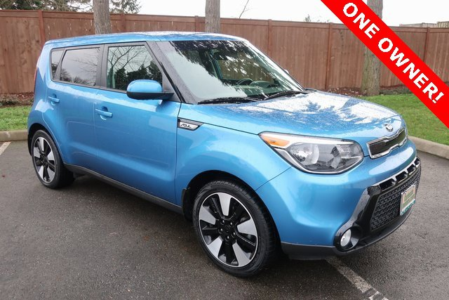 Used 2016 KIA Soul in Lakewood, WA