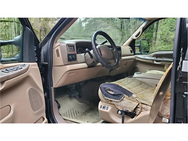 1999 Ford F-250 Short Bed
