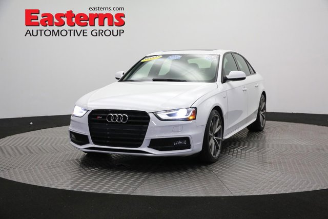 2016 Audi S4 Premium Plus 4dr Car