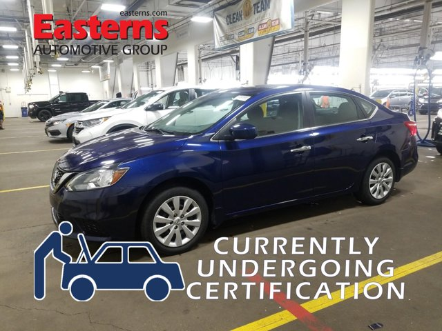 2017 Nissan Sentra for sale 125444 0