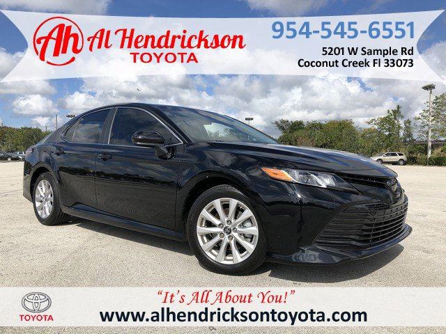 Used 2018 Toyota Camry in Coconut Creek, FL