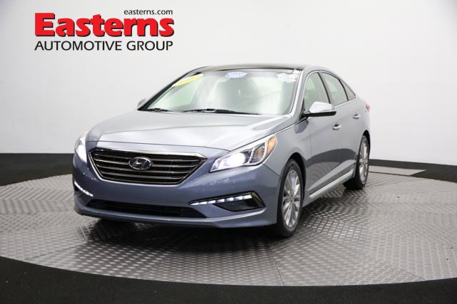 2015 Hyundai Sonata Limited Technology 4dr Car