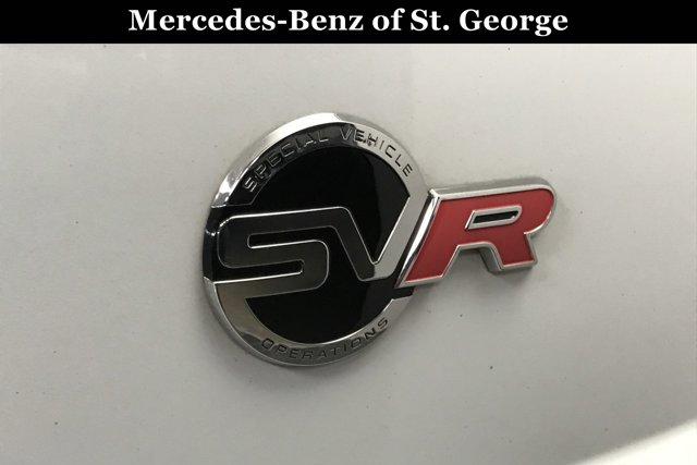 Used 2018 Land Rover Range Rover Sport SVR