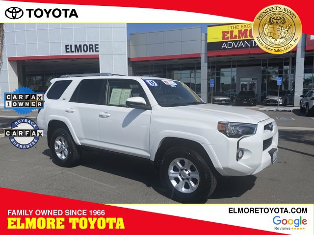 Used 2018 Toyota 4Runner in Westminster, CA