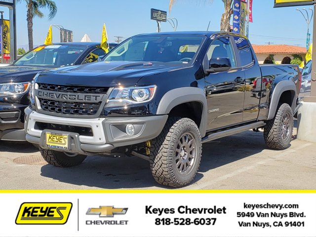 New 2020 Chevrolet Colorado in , CA