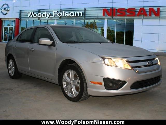 Used 2012 Ford Fusion in Vidalia, GA