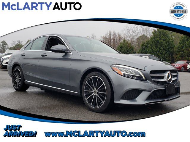 Used 2019 Mercedes-Benz C-Class in North Little Rock, AR