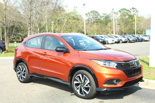 New 2020 Honda HR-V in Tallahassee, FL