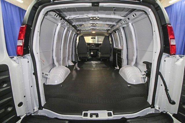 New 2017 GMC Savana Cargo Van RWD 2500 135