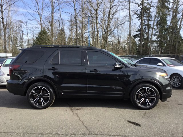 Used 2015 Ford Explorer 4WD 4dr Sport