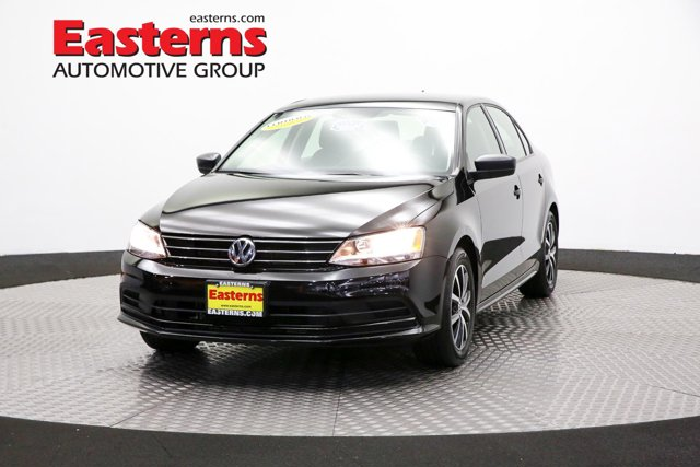 2016 Volkswagen Jetta SE Manual 4dr Car