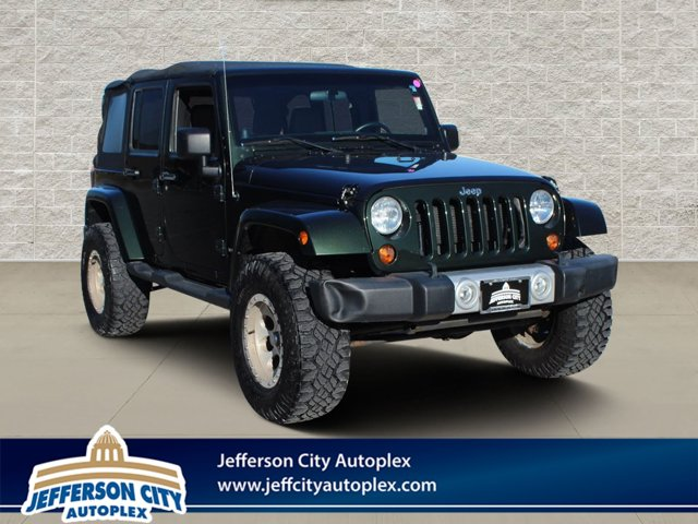 Used 2012 Jeep Wrangler Unlimited in Jefferson City, MO