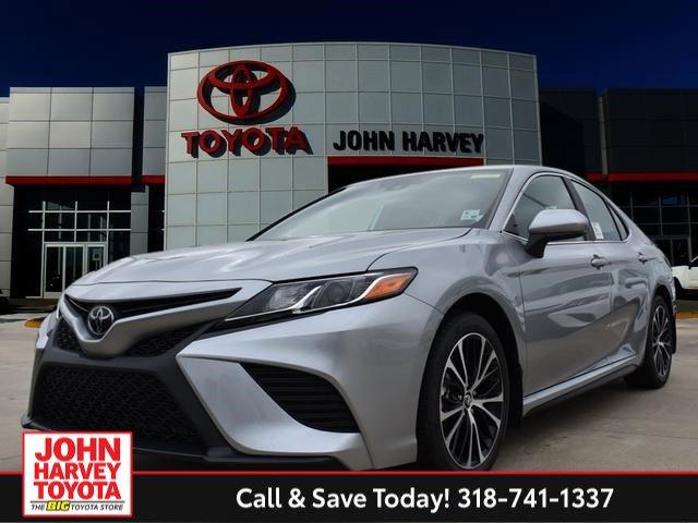 New 2020 Toyota Camry in Bossier City, LA