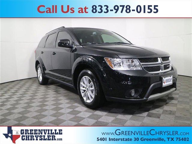 New 2019 Dodge Journey in Greenville, TX