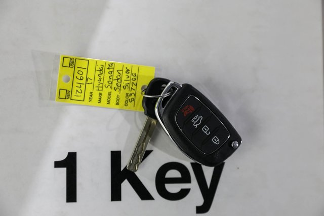 2017 Hyundai Sonata for sale 124601 21