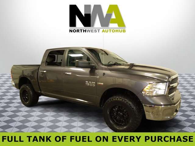 Used 2016 Ram 1500 in Mount Vernon, WA