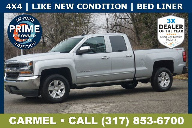 Used 2019 Chevrolet Silverado 1500 LD in Indianapolis, IN