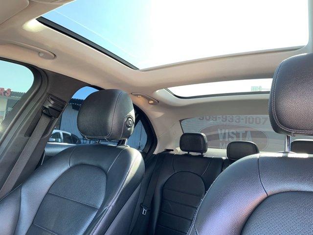 2015 Mercedes-Benz C-300 4MATIC Sport Mulitmedia Pkg 4D Sedan 4-Cyl Turbo 2.0L AWD