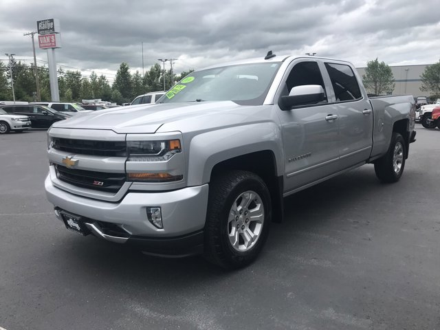 Used 2016 Chevrolet Silverado 1500 in Burlington, WA