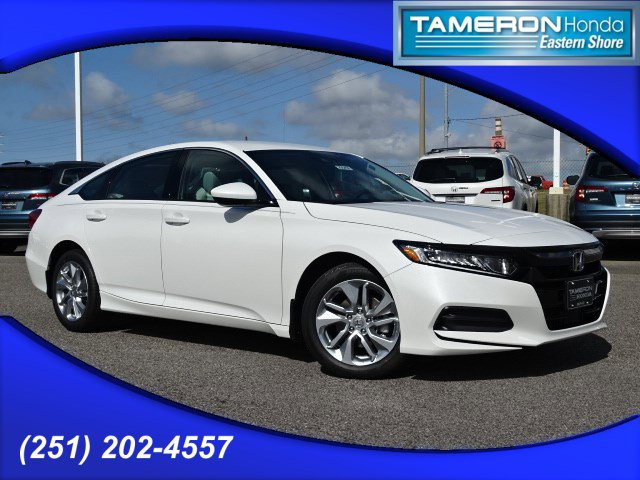 New 2020 Honda Accord Sedan in Daphne, AL