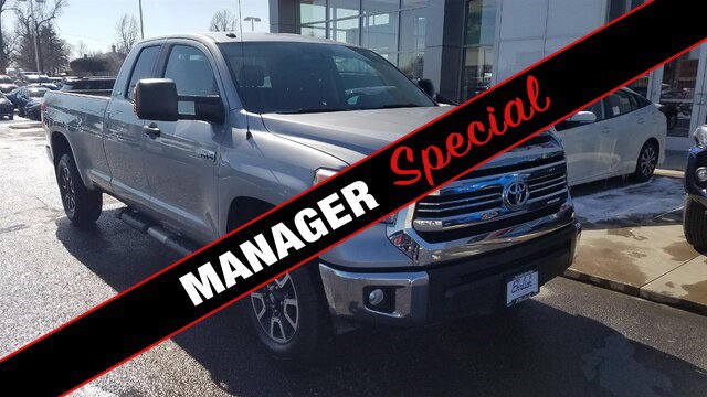 Used 2017 Toyota Tundra in Greeley, CO