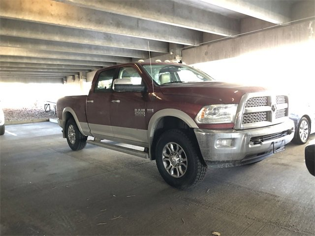 Used 2015 Ram 2500 in Fort Collins, CO