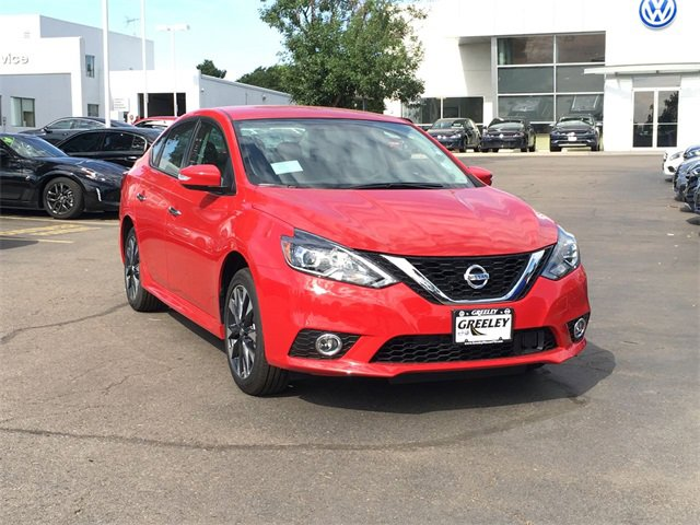 New 2019 Nissan Sentra in Fort Collins, CO