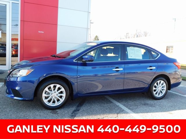 Used 2018 Nissan Sentra in Cleveland, OH