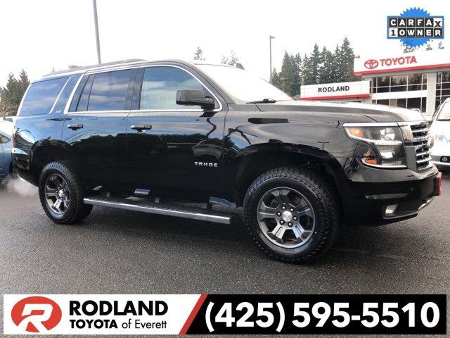 Used 2016 Chevrolet Tahoe in Everett, WA