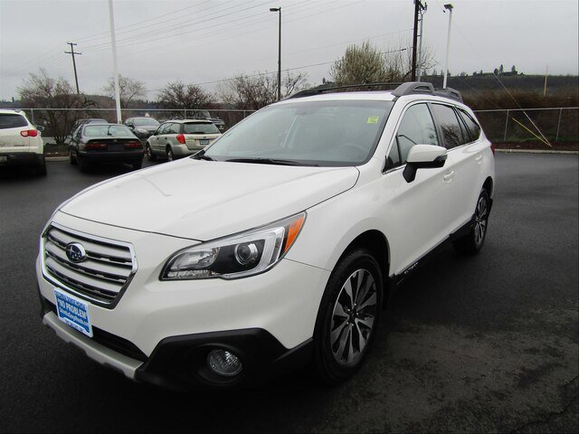 Used 2017 Subaru Outback in The Dalles, OR
