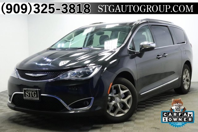 Used 2019 Chrysler Pacifica in Ontario, Montclair & Garden Grove, CA