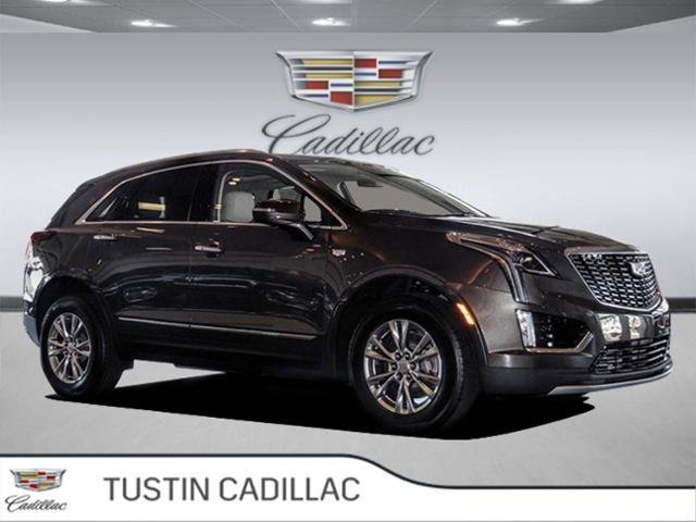2020 Cadillac XT5 Premium Luxury FWD FWD 4dr Premium Luxury Turbocharged Gas I4 2.0L/ [5]
