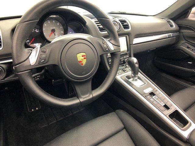 2016 Porsche Boxster S photo