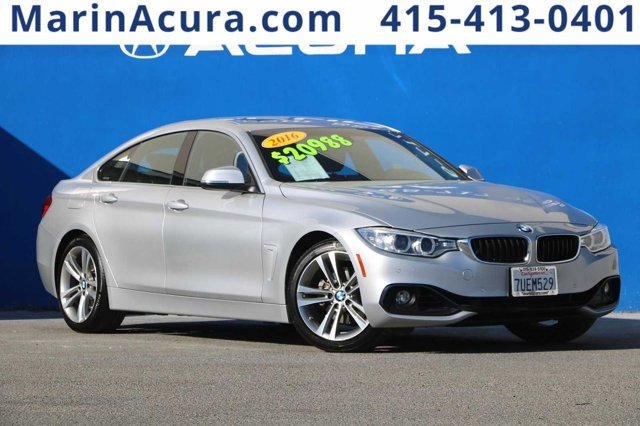 Used 2016 BMW 4 Series in , CA