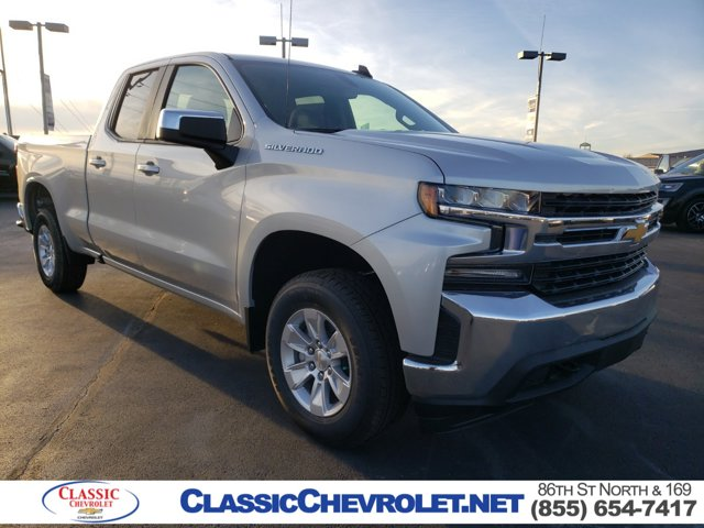 New 2020 Chevrolet Silverado 1500 in Owasso, OK