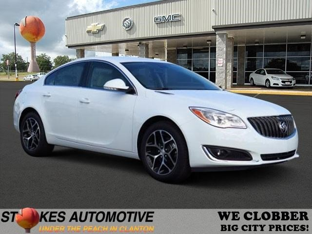 New 2017 Buick Regal in Clanton, AL