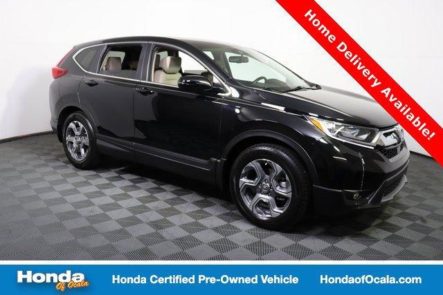 Used 2017 Honda CR-V in Ocala, FL