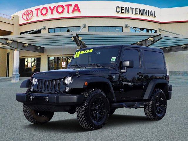 Used 2018 Jeep Wrangler JK in Las Vegas, NV