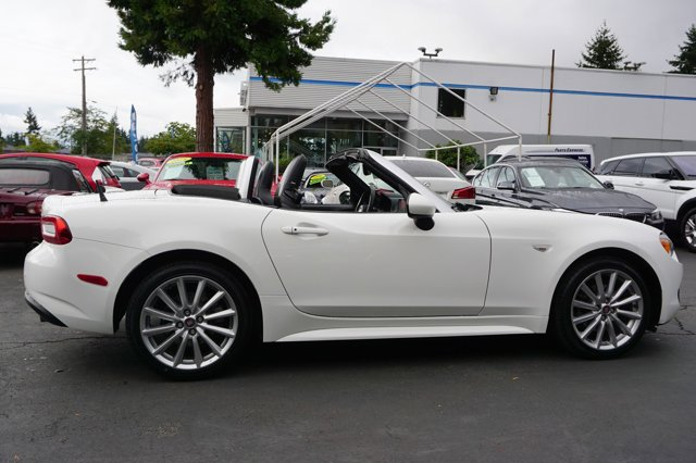 Used 2017 Fiat 124 Spider Lusso Convertible