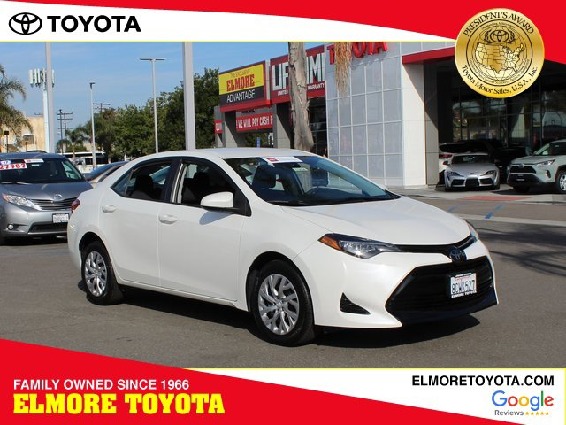 Used 2018 Toyota Corolla in Westminster, CA
