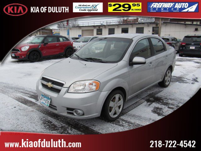 Used 2010 Chevrolet Aveo in Duluth, MN