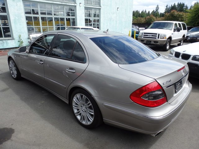 Used 2007 Mercedes-Benz E-Class 4dr Sdn 3.5L RWD