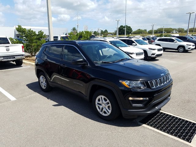 New 2020 Jeep Compass in Lakeland, FL