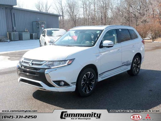 New 2018 Mitsubishi Outlander PHEV in Bloomington, IN
